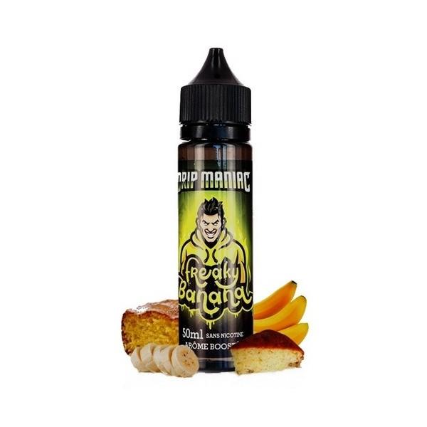 Freaky Banana 50ml - DRIP MANIAC