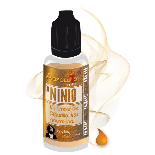 El Ninio 10ml - Absoluto EXALIQUID