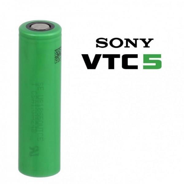 Accu 18650 VTC5 2600mAh 30A - Sony