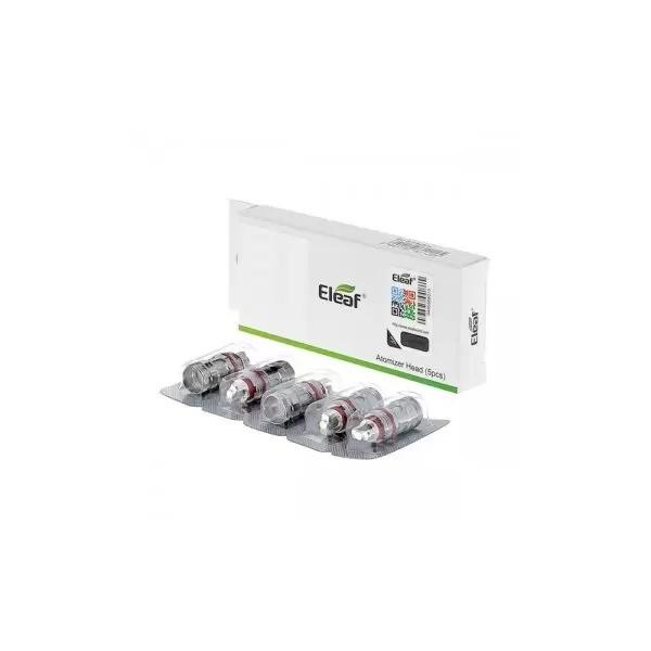 Pack de 5 résistances EC-S 0.60 ohm/ EC-M 0.15ohm - ELEAF