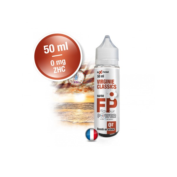Virginie Classics - 50 ml - FLAVOUR POWER