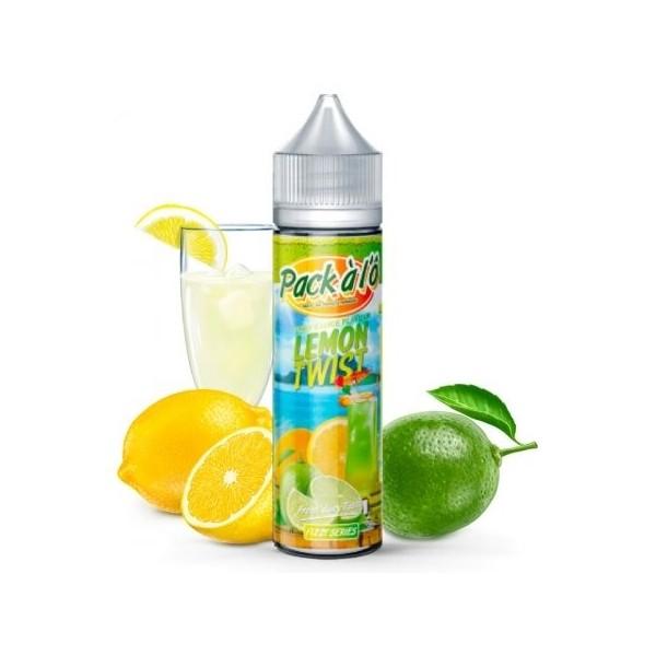 Lemon Twist - 50ML - Pack à l'Ô