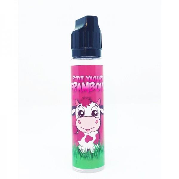 P'tit Yaourt Framboise - 50 ml - LABORAVAPE