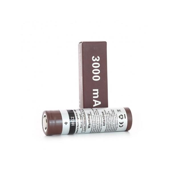 Accu 18650 HG2 3000mAh 35A - LG