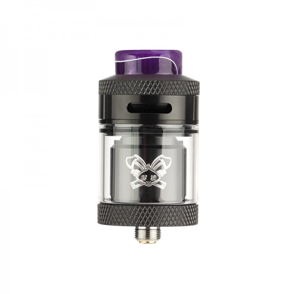 Dead Rabbit RTA 2ml - HELLVAPE - Noir
